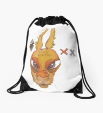 STAY ROOTED Drawstring Bag