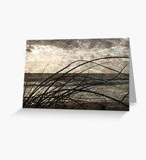 Fractured Dream Greeting Card