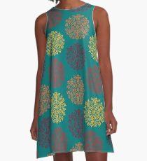 The Summer pattern II A-Line Dress