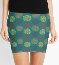 The Summer pattern II Mini Skirt