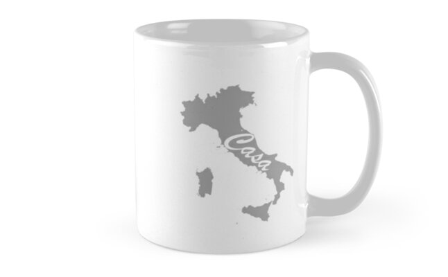 Italy is Home by goodedesign
