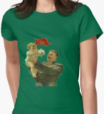 stalin Women's Fitted T-Shirt