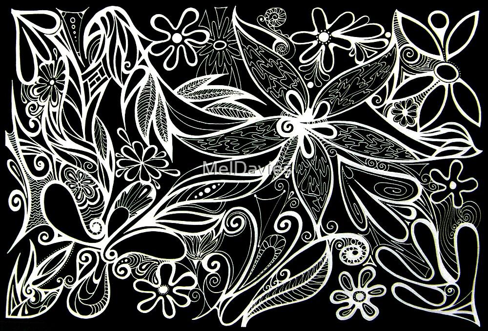 Lacey Daze by MelDavies