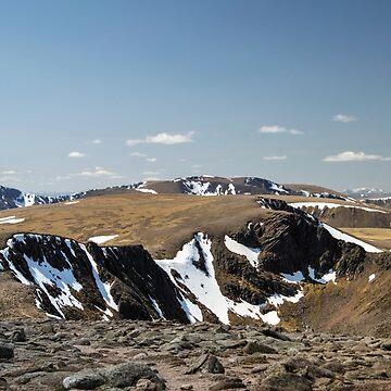Cairngorm Summit Views by VoluntaryRanger