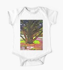 The Tree with the Open Arms One Piece - Short Sleeve