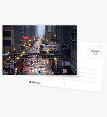 Hustle & Bustle Postcards