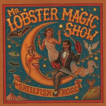 Mr. Lobster Magic Show by ThomasSciacca
