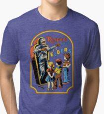 Respect Your Elders Tri-blend T-Shirt
