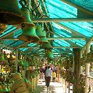 Golu Devi temple in Ranikhet by Tridib Ghosh