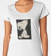 Doggy Thoughts Women's Premium T-Shirt