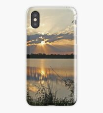crepuscular rays iPhone Case/Skin