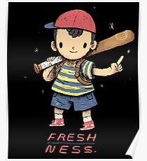 fresh ness Poster