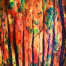 Autumn Forest by George Hunter