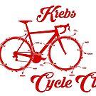 Krebs Cycle Bike Club by Sasha Rosser