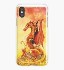 Smaug the Dragon iPhone Case