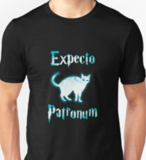 Expecto Patronum Cat. Unisex T-Shirt