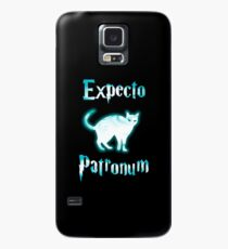 Expecto Patronum Cat. Case/Skin for Samsung Galaxy