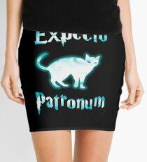 Expecto Patronum Cat. Mini Skirt