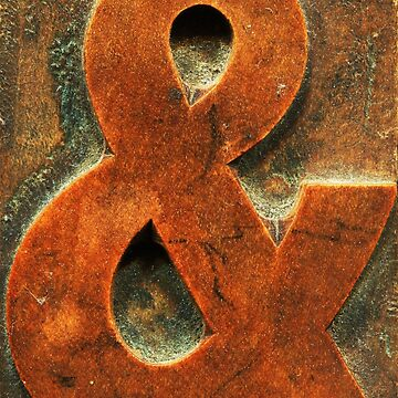 AMPERSAND & (type) #2 by jovandjordjevic