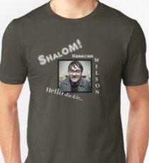 Hello Jackie Unisex T-Shirt