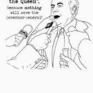 Gough Whitlam by DesignBakery