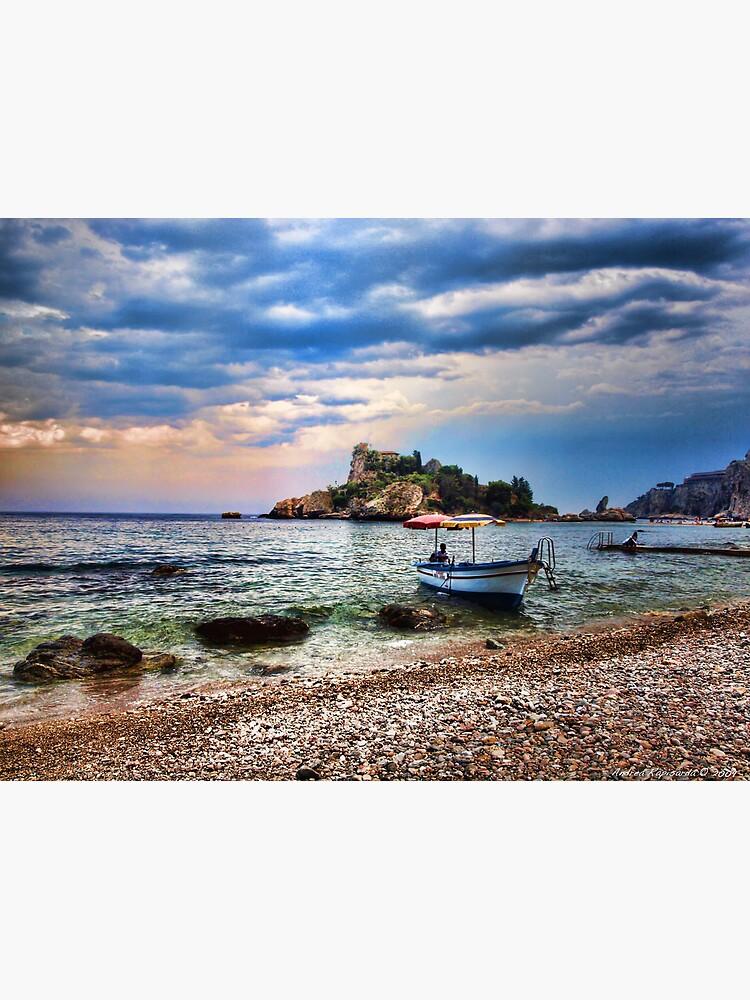Isola Bella, Taormina, Sicily by rapis60