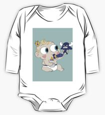 Baby star vs the forces of evil One Piece - Long Sleeve