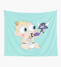 Baby star vs the forces of evil Wall Tapestry