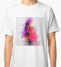 Umbrella Girl Classic T-Shirt