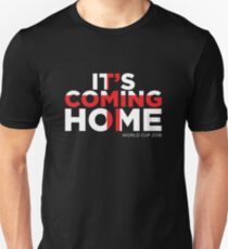 IT'S COMING HOME Unisex T-Shirt