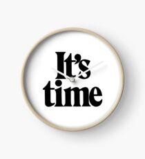 Es ist Zeit - Gough Whitlam Uhr