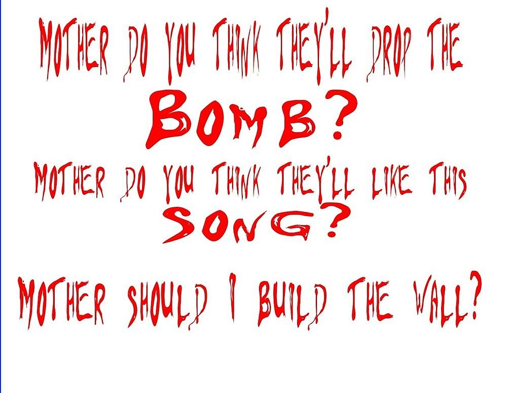 Lyric pink floyd songs lyrics : Pink Floyd Mother lyric stuff