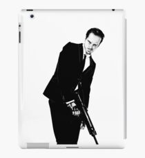 Jim Moriarty (Consulting Criminal) iPad Case/Skin