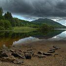 Dornoch Bay by Ranald