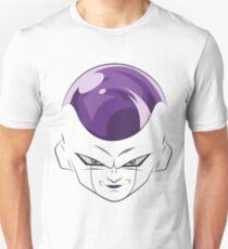 Gesicht-Gefrierschrank - Slim Fit T-Shirt