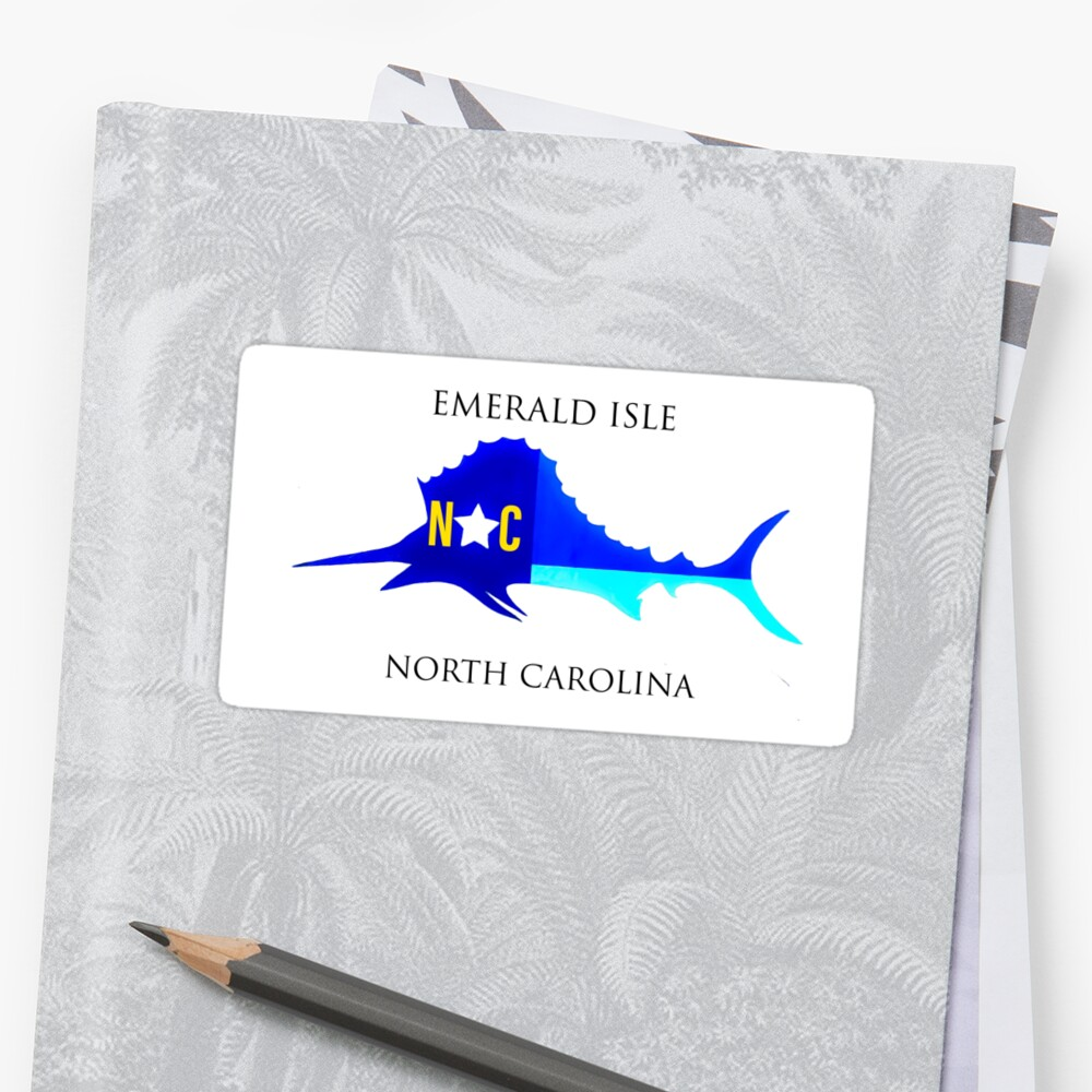 Emerald Isle NC sailfish  by barryknauff