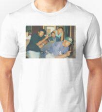 Diggin' In The Crates Crew - Big L, Lord Finesse, Diamond D & Fat Joe Unisex T-Shirt