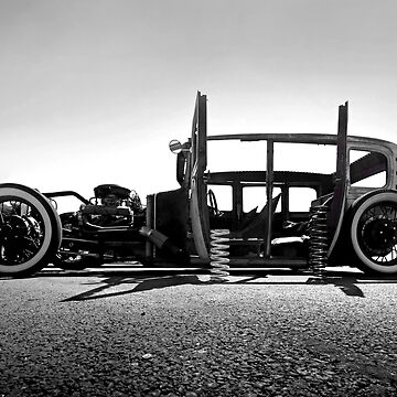 Chevrolet Rat Rod - Project Sacagawea by mal-photography