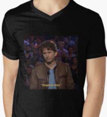 "Todd Howard - ""Degenerates""  Men's V-Neck T-Shirt"