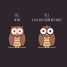 Know Your Birds IV by Teo Zirinis