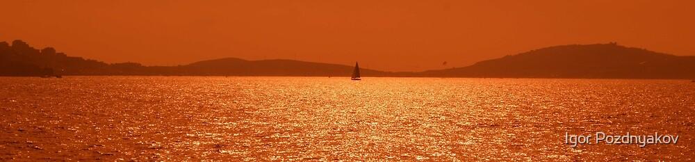 Sailing in Malta. by Igor Pozdnyakov
