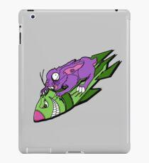 rocket bunny iPad Case/Skin