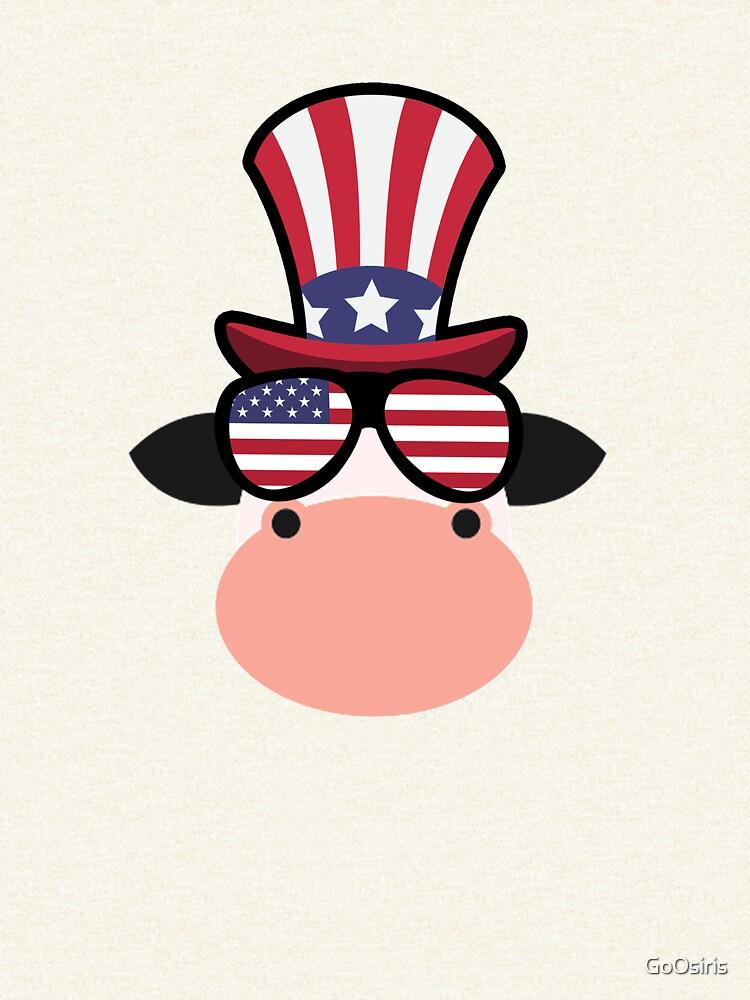 Cow Happy 4th Of July de GoOsiris
