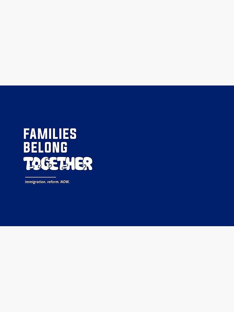 Familien gehören zusammen von BootsBoots