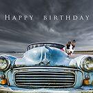 Happy Birthday by Heidi Stewart