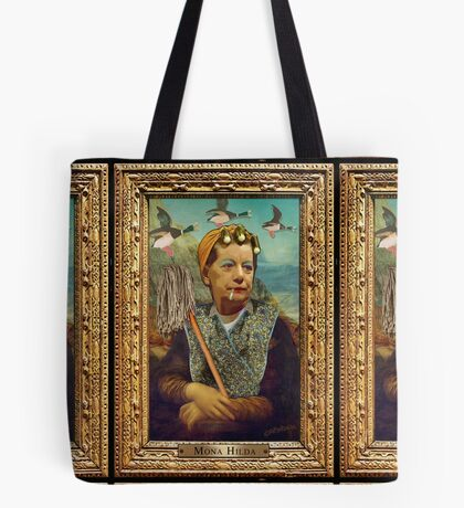 Mona Hilda Tote Bag