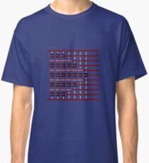 abstrakte Kunst Classic T-Shirt