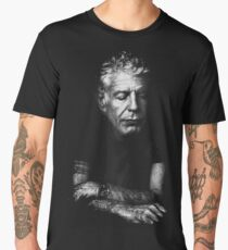Anthony Bourdaim Men's Premium T-Shirt