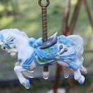 carousal horse 1 by DragonRider