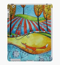 Autumn is here iPad Case/Skin